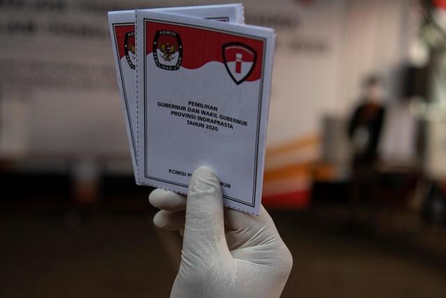 KPU Tetapkan Paslon Pilkada 23 September, Kampanye Berlangsung 71 Hari (2)