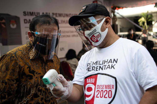 PUSaKO: Corona Sudah Infeksi Ketua KPU, Tak Rasional Pilkada Tetap 9 Desember (66343)