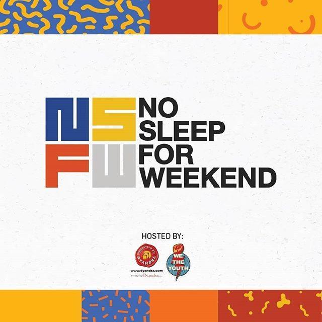 Konferensi Online No Sleep For Weekend Siap Digelar pada 25 dan 26 Juli 2020