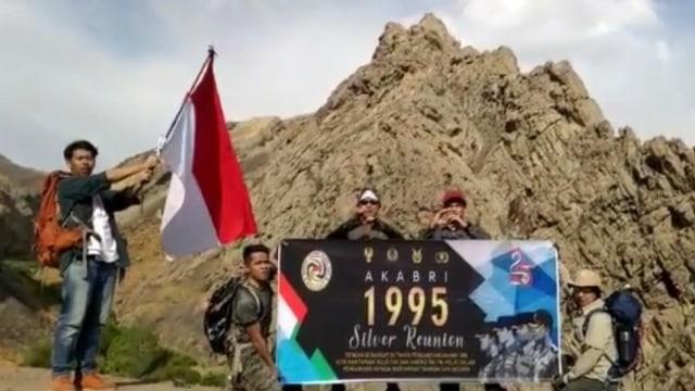 Aksi Akabri '95 dari TNI dan Polri di Berbagai Negara Rayakan 25 Tahun Mengabdi (390689)