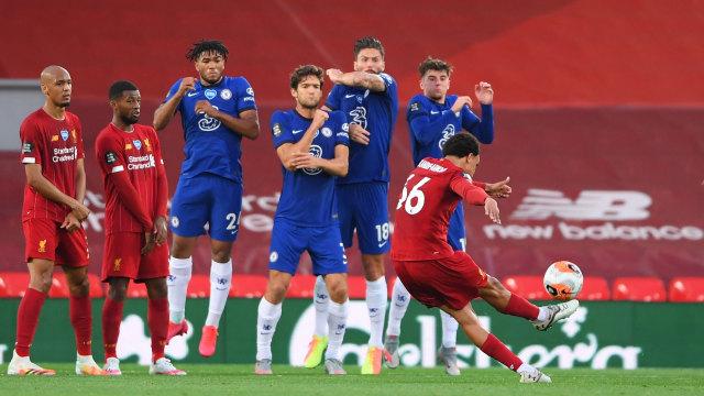 Live Streaming Chelsea vs Liverpool di Liga Inggris (103133)