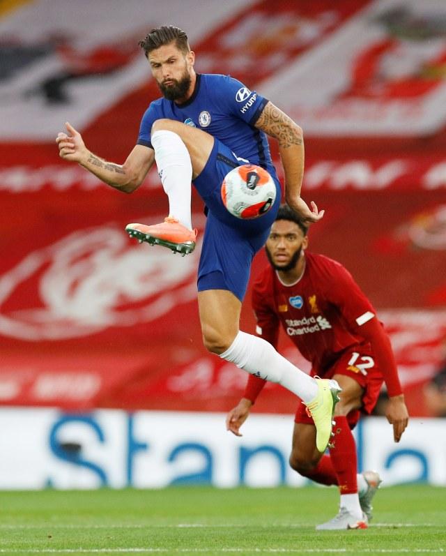 Live Streaming Chelsea vs Liverpool di Liga Inggris (103132)