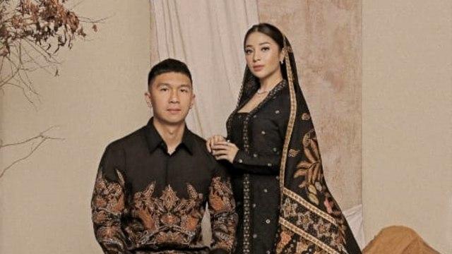 Dapat Ucapan Selamat, Nikita Willy dan Indra Priawan Resmi Menikah? (1)