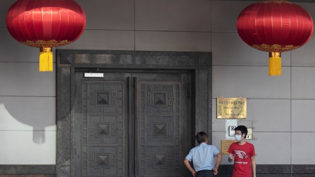 Usai AS Minta Konsulat di Houston Ditutup, Kedubes China Terima Ancaman Bom (102383)