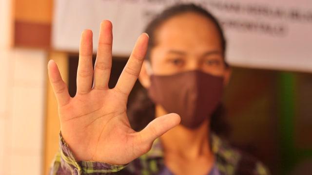 Tak Pakai Masker di Gorontalo, Siap-siap Didenda Rp 50-250 Ribu (46093)