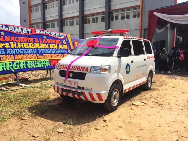 Pemkot Bandar Lampung Hibahkan 3 Gedung untuk Rumah Sakit Unila (1)
