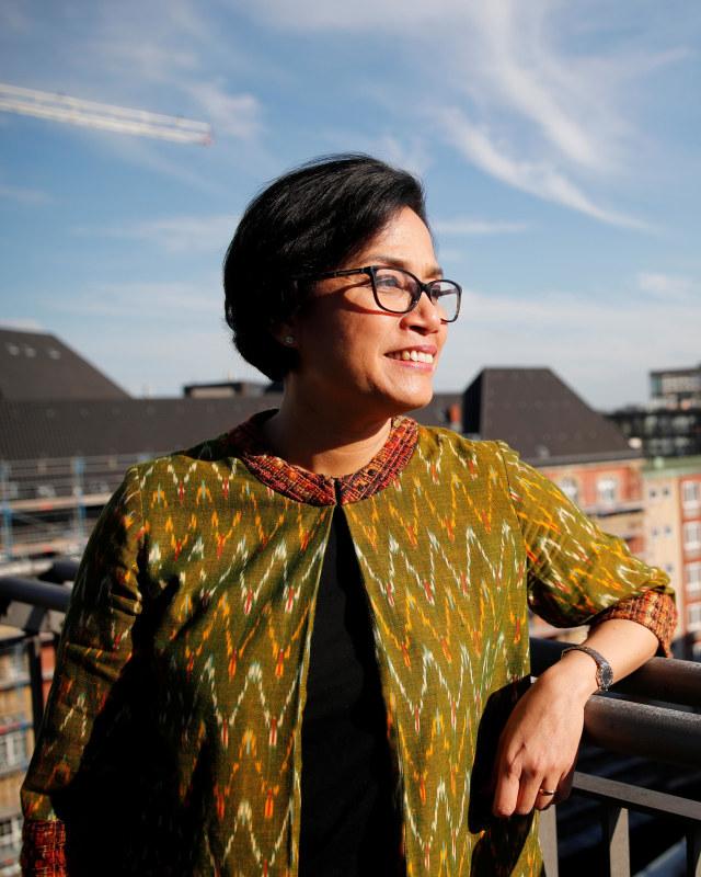 Najwa Shihab Jadi Perempuan Paling Dikagumi 2020, Kalahkan Susi & Sri Mulyani (104829)