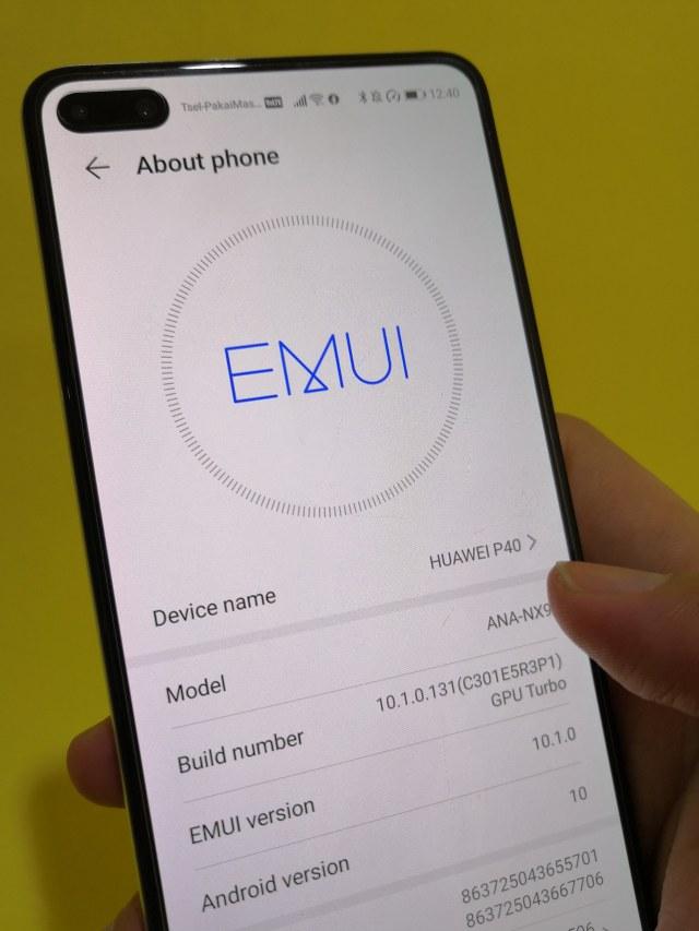 Review Huawei P40: Si Kecil yang Banyak Bisanya (393266)