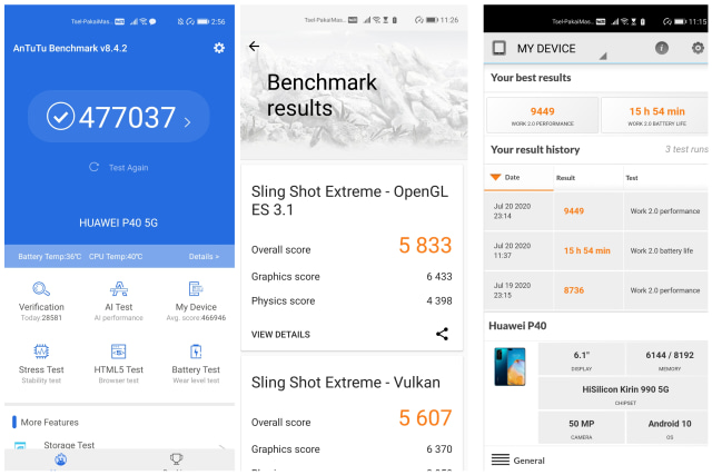 Review Huawei P40: Si Kecil yang Banyak Bisanya (393259)