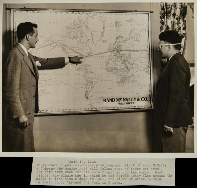 Kisah Wiley Post, Pilot 'Mata Satu' Amerika Pionir Terbang