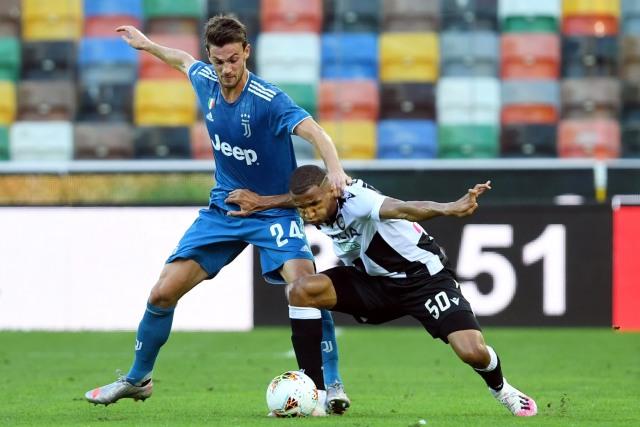 Udinese vs Juventus: Kalah 2-1, Juventus Harus Bersabar untuk Titel Liga Italia (2)