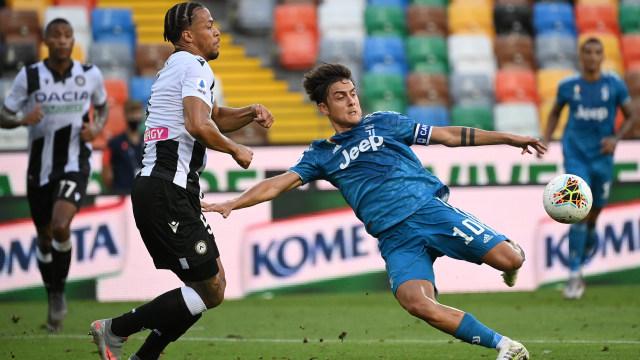 Udinese vs Juventus: Kalah 2-1, Juventus Harus Bersabar untuk Titel Liga Italia (1)