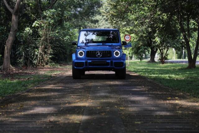 Mercedes-Benz G 63 dan S 450 Edisi 50 Tahun Meluncur, Berapa Harganya? (138921)