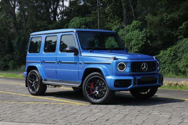 Mercedes-Benz G 63 dan S 450 Edisi 50 Tahun Meluncur, Berapa Harganya? (138904)