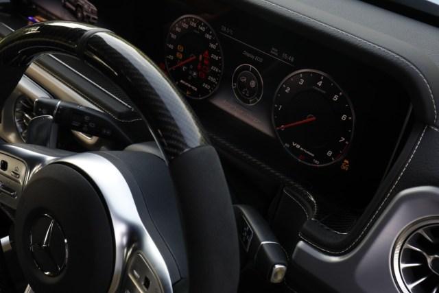 Mercedes-Benz G 63 dan S 450 Edisi 50 Tahun Meluncur, Berapa Harganya? (138909)
