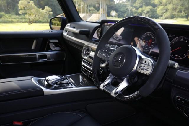 Mercedes-Benz G 63 dan S 450 Edisi 50 Tahun Meluncur, Berapa Harganya? (138925)