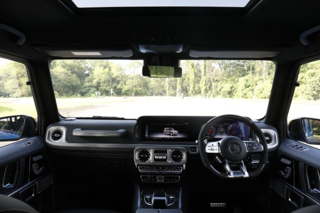 Mercedes-Benz G 63 dan S 450 Edisi 50 Tahun Meluncur, Berapa Harganya? (138910)