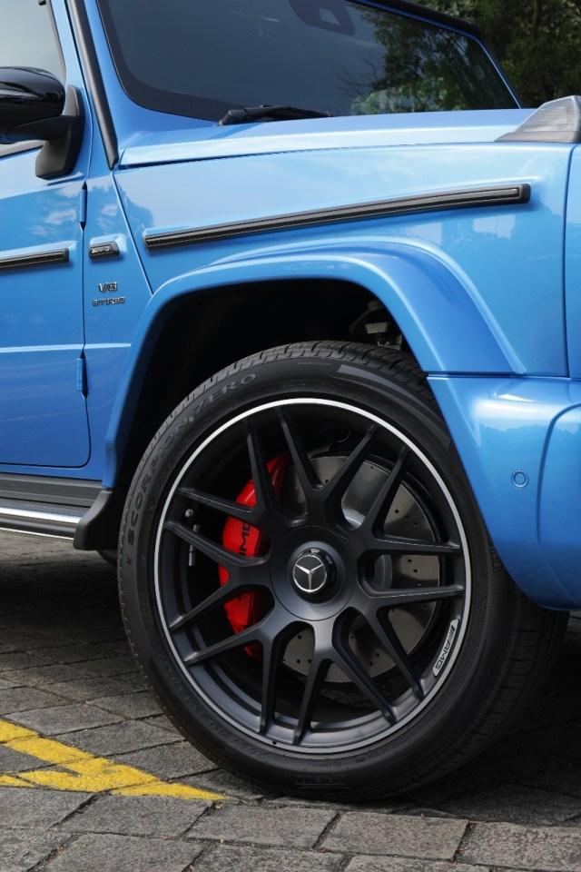 Mercedes-Benz G 63 dan S 450 Edisi 50 Tahun Meluncur, Berapa Harganya? (138906)