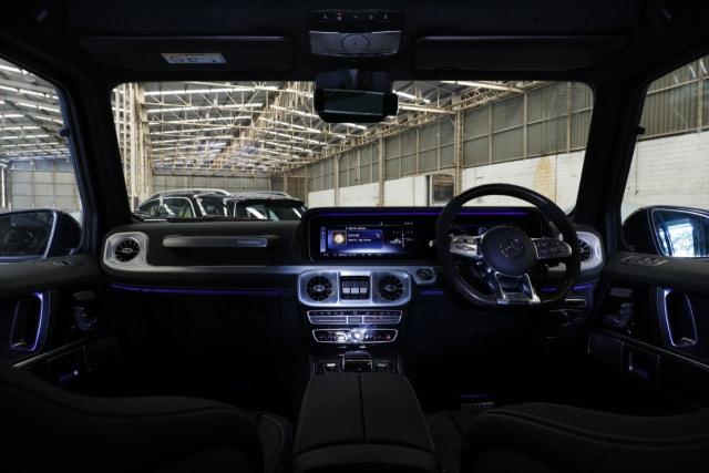 Mercedes-Benz G 63 dan S 450 Edisi 50 Tahun Meluncur, Berapa Harganya? (138924)