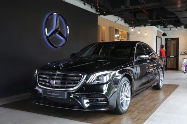 Mercedes-Benz G 63 dan S 450 Edisi 50 Tahun Meluncur, Berapa Harganya? (138933)