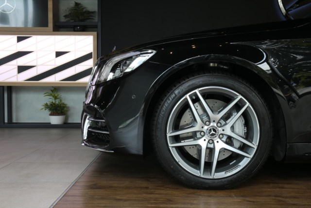 Mercedes-Benz G 63 dan S 450 Edisi 50 Tahun Meluncur, Berapa Harganya? (138935)