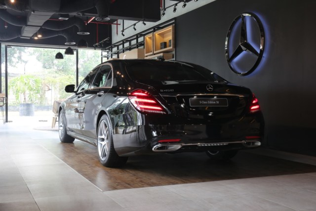 Mercedes-Benz G 63 dan S 450 Edisi 50 Tahun Meluncur, Berapa Harganya? (138934)