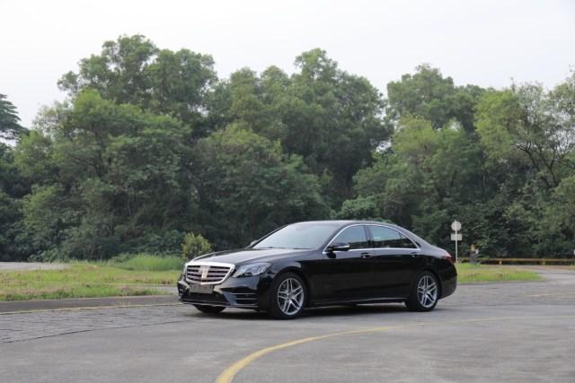 Mercedes-Benz G 63 dan S 450 Edisi 50 Tahun Meluncur, Berapa Harganya? (138915)