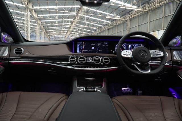 Mercedes-Benz G 63 dan S 450 Edisi 50 Tahun Meluncur, Berapa Harganya? (138919)