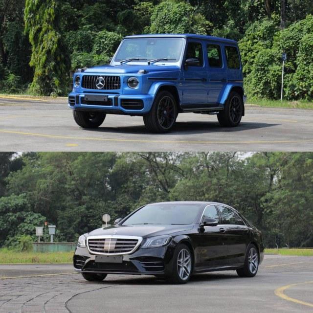 Mercedes-Benz G 63 dan S 450 Edisi 50 Tahun Meluncur, Berapa Harganya? (138903)