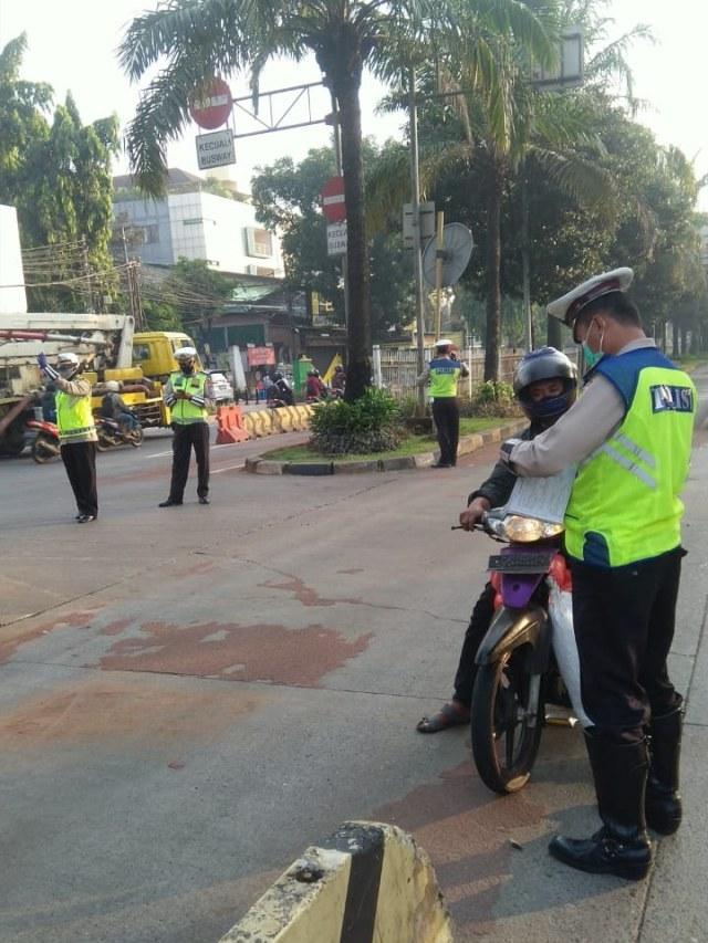 Lawan Arus dan Terobos Busway Jadi Pelanggaran Terbanyak Operasi Patuh (1201399)