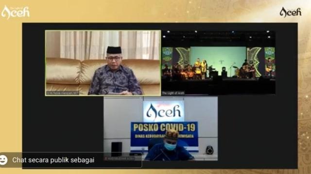 Sektor Pariwisata Aceh Harus Siapkan Diri dengan Konsep New Normal (98245)