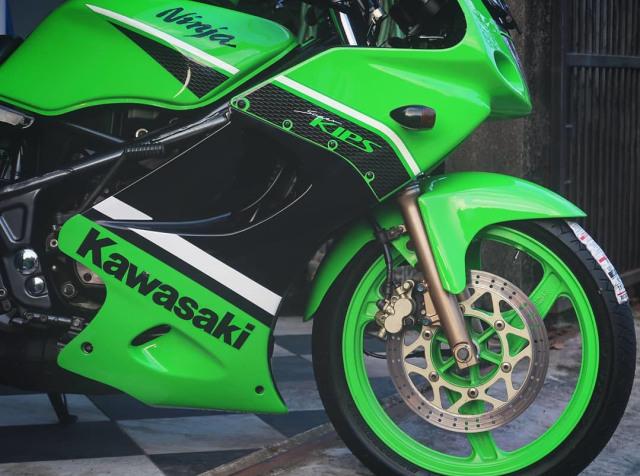 Dijual Sekarang, Pemilik Kawasaki Ninja RR 2008 Untung Rp 15 Juta, Kok Bisa? (182621)