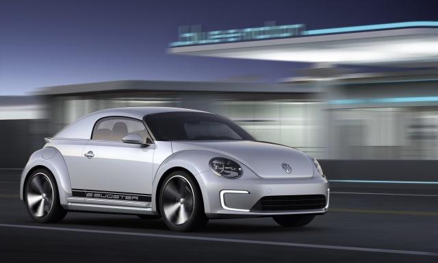 Bocor Paten e-Beetle, VW Kodok Mau Hidup Lagi? (62333)