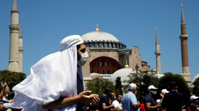 5 Negara Mayoritas Islam dan Arab yang Melembek Punya Hubungan dengan Israel (203690)