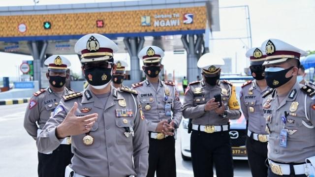 Korlantas: Jelang Akhir Pengetatan Mudik, Hampir Semua Pemudik Balik ke Jakarta (798674)