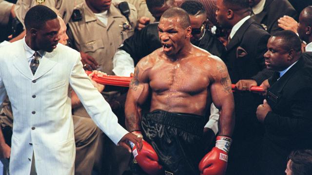 Mike Tyson Ungkap Lawan Paling Sulitnya, Bukan Evander Holyfield (42932)