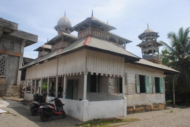 Misteri Masjid Gunong Kleng: Dikira Istana oleh Belanda, Tak Roboh saat Tsunami (81536)