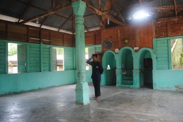 Misteri Masjid Gunong Kleng: Dikira Istana oleh Belanda, Tak Roboh saat Tsunami (81538)