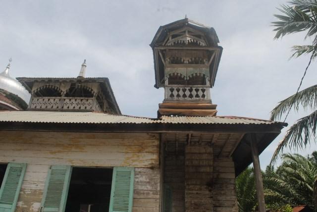 Misteri Masjid Gunong Kleng: Dikira Istana oleh Belanda, Tak Roboh saat Tsunami (81540)
