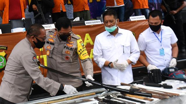 Sepasang Kekasih itu Mutilasi Rinaldi Jadi 11 Bagian, Dibuang di Kalibata City (644307)