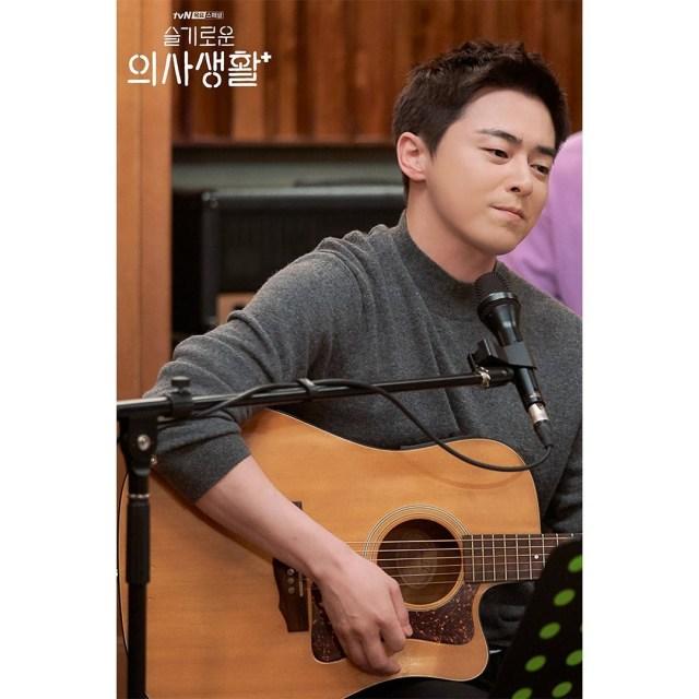 Jo Jung Suk Jadi Aktor Korea Pertama yang Masuk 10 Besar Chart Melon Music Award (50137)