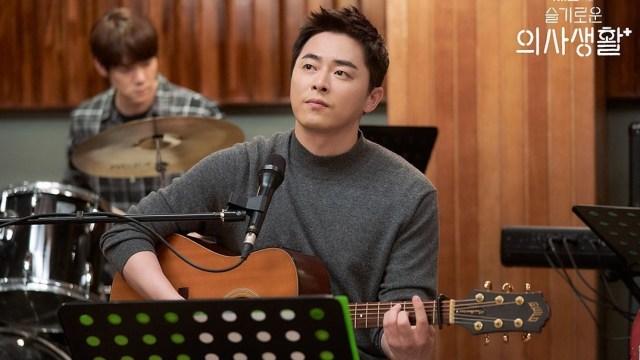 Jo Jung Suk Jadi Aktor Korea Pertama yang Masuk 10 Besar Chart Melon Music Award (50136)