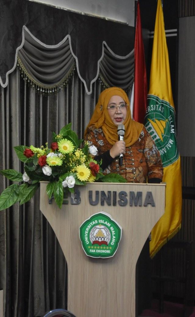 FEB Unisma Hadirkan CEO, Kupas Tuntas Innovation Technology to Create Value (16107)