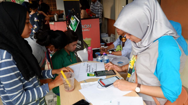 Bank Bukopin Tawarkan Program Cashback Top Up Saldo Wokee  (103048)