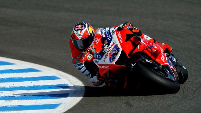 Hasil FP3 MotoGP Portugal 2020: Miller Tercepat, Rossi Tercecer di Posisi 20 (655082)