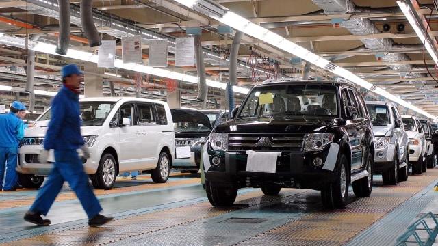 Mitsubishi Akan Tutup Pabrik Pajero di Jepang (943077)