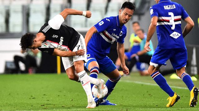 Live Streaming Juventus vs Sampdoria di Liga Italia (23561)