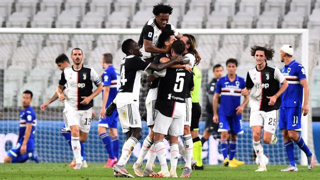Juventus Dominan Banget, Muncul Wacana Play-off Perebutan Juara Liga Italia (209970)