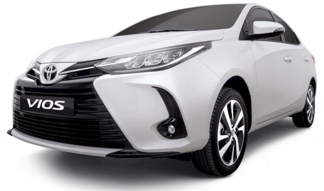 Toyota Vios Facelift Meluncur di Filipina, Seperti Apa Ubahannya? (142854)