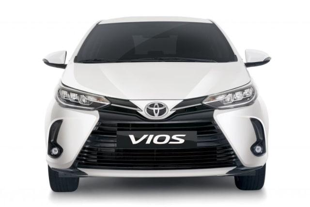 Toyota Vios Facelift Meluncur di Filipina, Seperti Apa Ubahannya? (142852)
